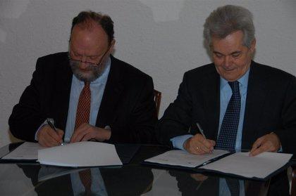 CajaGranada presta su apoyo a la Universidad para el desarrollo de proyectos culturales y científicos