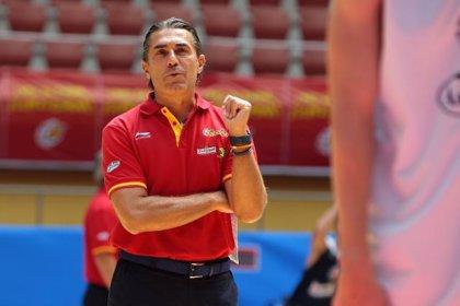 Baloncesto.- El BC Khimki destituye a Sergio Scariolo como técnico