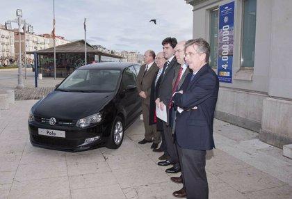 El Puerto de Santander recibe su vehículo cuatro millones
