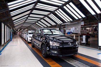 Economía/Motor.- Volkswagen Navarra prevé producir 348.186 coches en 2011, la cifra más alta de su historia