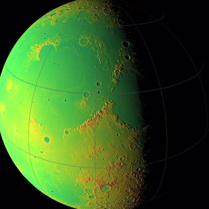 La NASA elabora una topografía sin precedentes de la Luna