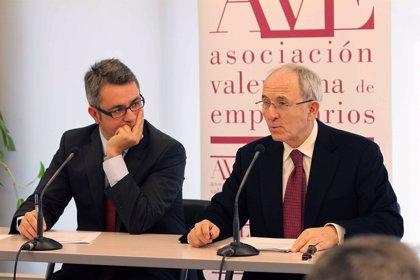 AVE insta a las empresas valencianas a ganar tamaño y aboga por reforzar las relaciones con Cataluña y Madrid
