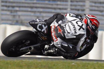"""Motociclismo.- Márquez: """"Antes de subirme a la Moto2 estaba nervioso, como la noche de Reyes"""""""
