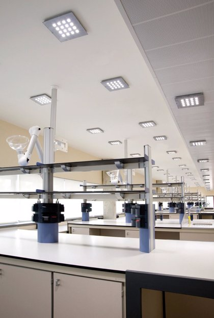 Economía/Empresas.- Simon crea una división de iluminación interior con LED