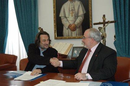 La UCAM firma un convenio de colaboración con la Fundación Valle de Ricote