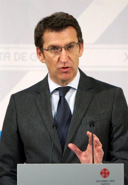 Feijóo apela a la unidad y la calidad como vía para reforzar en los mercados los productos gallegos