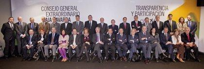 El consejo general de Caja Navarra aprueba la entrada de Cajasol en Banca Cívica