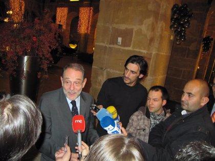 """Sáhara.- Solana dice que el Sáhara """"no es asunto"""" de España ya que está en el ámbito de la ONU"""
