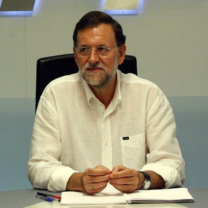 """Economía/Laboral.- AV.- Rajoy avisa que """"no es una prioridad"""" retrasar la edad de jubilación a los 67 años"""