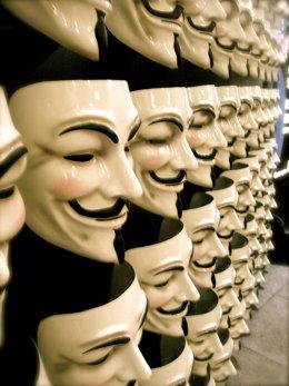 Máscara V de Vendetta