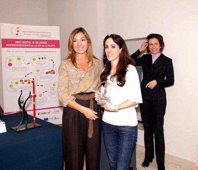 NP Evento Presentación Resultados 'Red Digital De Mujeres Emprendedoras'