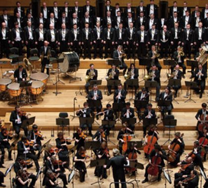 La OSCyL ofrece hoy un concierto navideño en el Auditorio Ciudad de León para finalizar la temporada de 2010