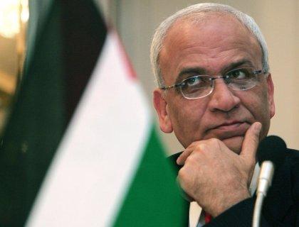 Erekat confía en que se vote en febrero la resolución sobre asentamientos