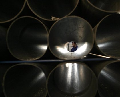 Los precios industriales suben un 4,4% en noviembre