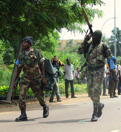 El Ejército de Costa de Marfil reitera su lealtad a Gbagbo