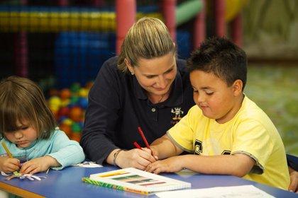 Club Fuerte Sport organiza una ludoteca matinal durante las vacaciones escolares de los niños
