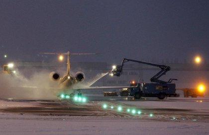 Cancelados 27 vuelos entre aeropuertos de AENA y Francia, Reino Unido, Alemania, Bélgica y Suiza