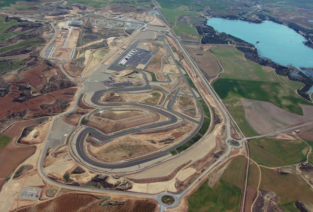Circuito Alcañiz : Motorland acoge en enero la primera edición de una prueba solidaria