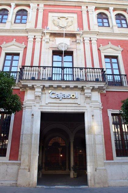 Economía.- Cajasol aprobará mañana en asamblea extraordinaria su incorporación a Banca Cívica