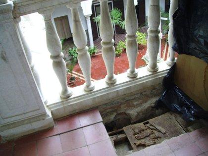"""Convento de Las Teresas, declarado BIC en 2010, requiere de """"reforma urgente"""" valorada en 80.000 euros"""