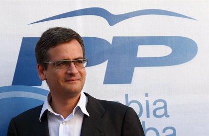 """Basagoiti dice que la paz está """"muy cerca"""" pero depende de los demócratas y no de lo que diga ETA en un comunicado"""
