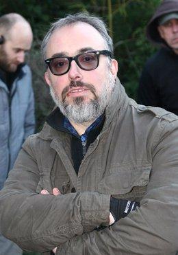 Álex de la Iglesia, presidente de la Academia de Cine