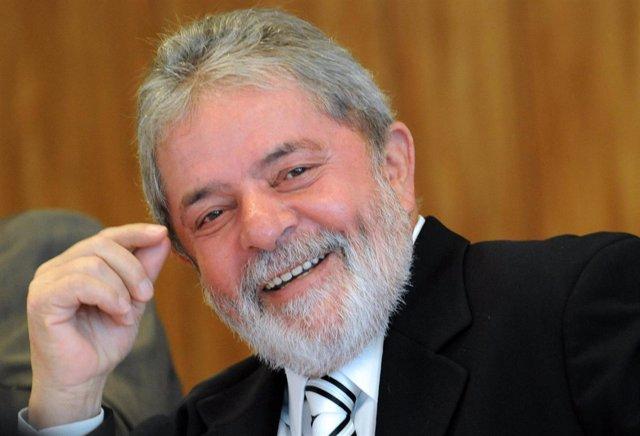 El presidente brasileño, Luiz Inácio Lula da Silva.