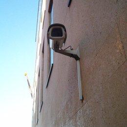 camara seguridad vigilancia calle