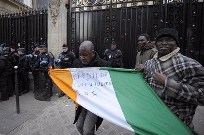 Termina la ocupación de la embajada de Costa de Marfil en París