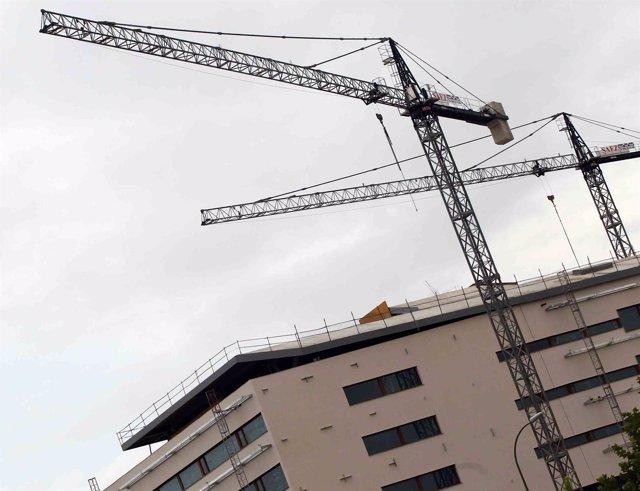Construcción de un edificio