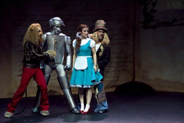 'El Mago de Oz: el musical'