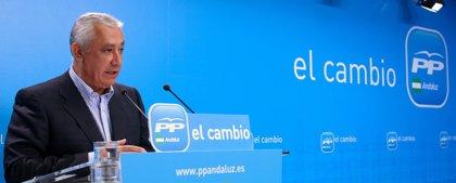 """Arenas ve """"roto"""" el pacto antitransfuguismo porque PSOE ha """"perdido toda la autoridad moral"""" para presidir la comisión"""