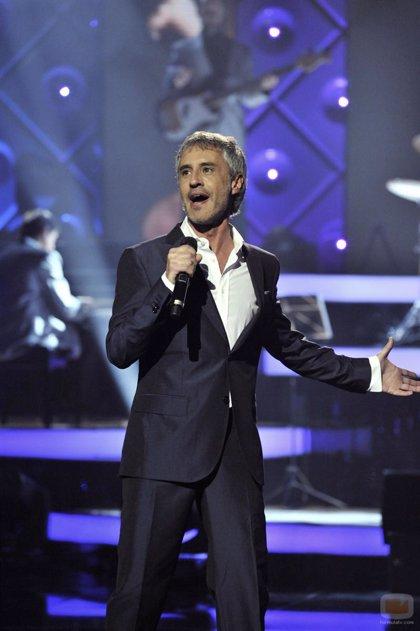 Sergio Dalma actuará el 16 de abril en el Kursaal de San Sebastián para presentar su último trabajo, 'Vía Dalma'