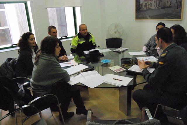 La concejal de Mujer e Igualdad de Oportunidades, Josefa María Sánchez Méndez