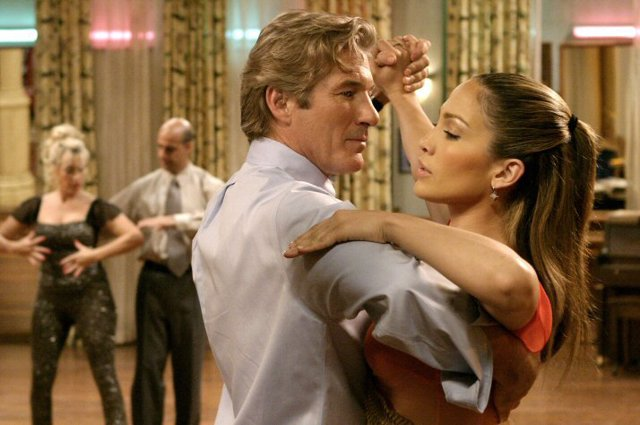 ¿Bailamos? con Jennifer Lopez y Richard Gere