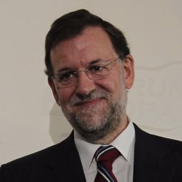 Líder del PP Mariano Rajoy
