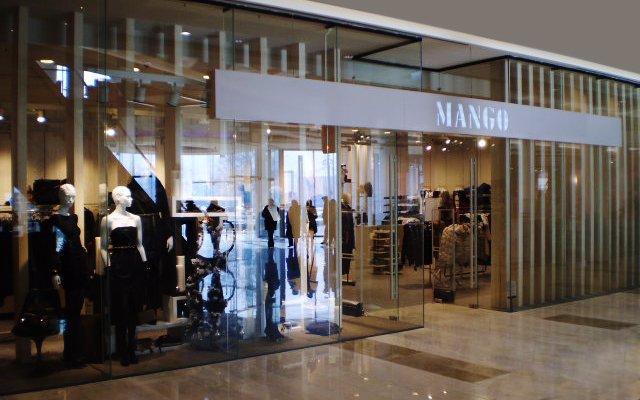 Tienda de ropa Mango
