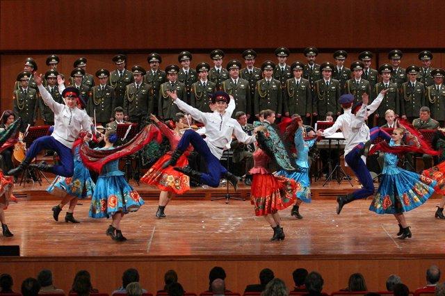 Artistas del Ejército Ruso