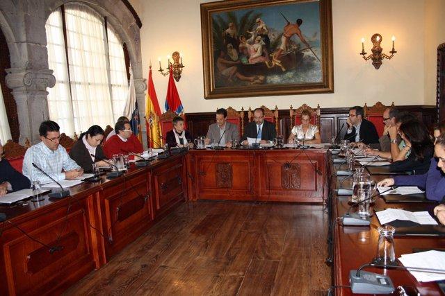 El pleno ha respaldado de forma unánime el PGO de Santa Cruz de La Palma