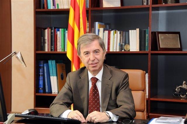 Presidente del Colegio de Médicos de Barcelona, Miquel Vilardell