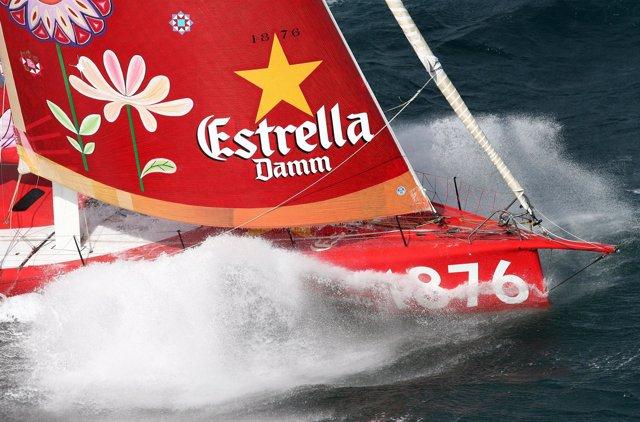 Estrella Damm (Barcelona World Race)