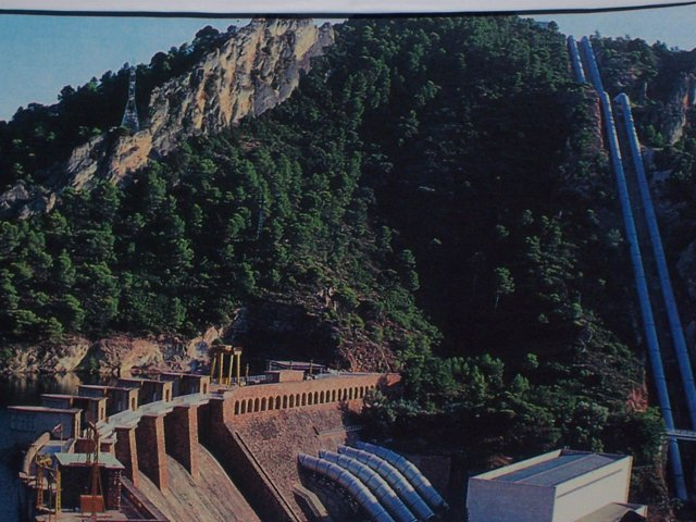 Acueducto Tajo Segura