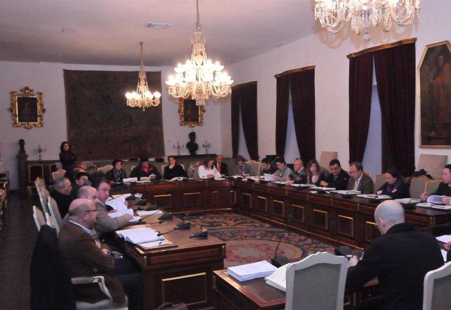 Asamblea del Consorcio de Desarrollo Económico de Diputación de Córdoba