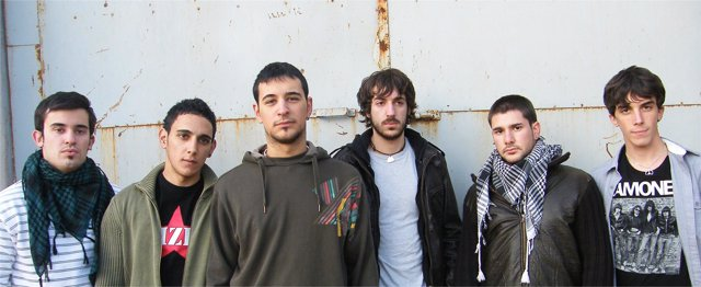 Grupo oscense Vizio Rock