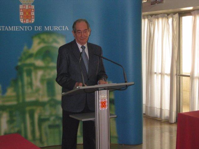 El concejal Francisco Porto