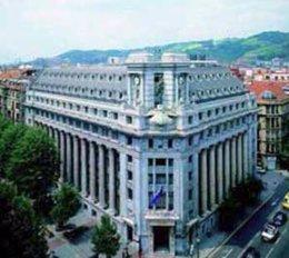Antigua sede BBVA en Bilbao