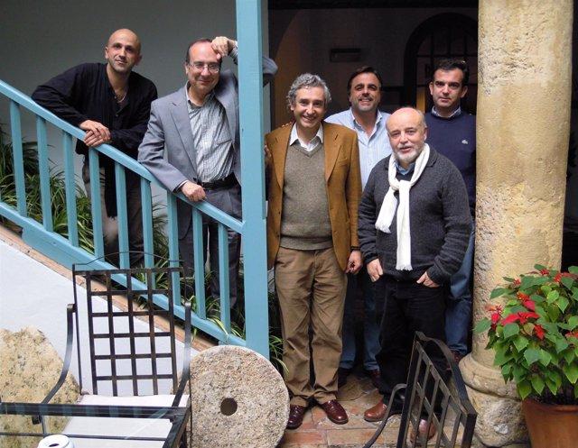 Jurado de la III Edición del Premio de Poesía de la Fundación Ecoem