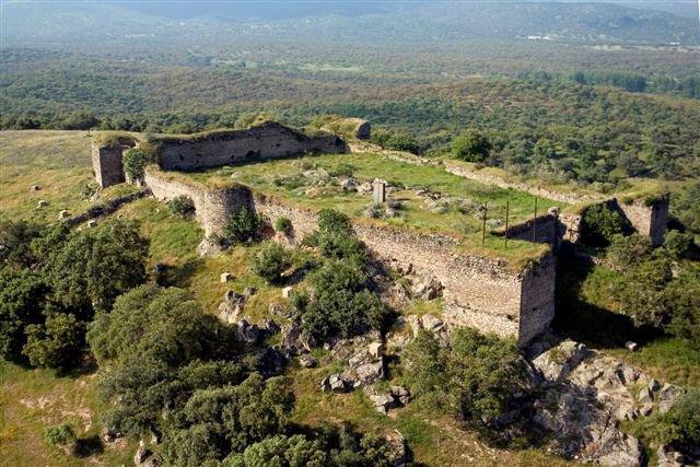 Imagen del Castillo de Cala