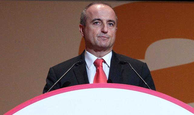 Ministro de Industria, Miguel Sebastián