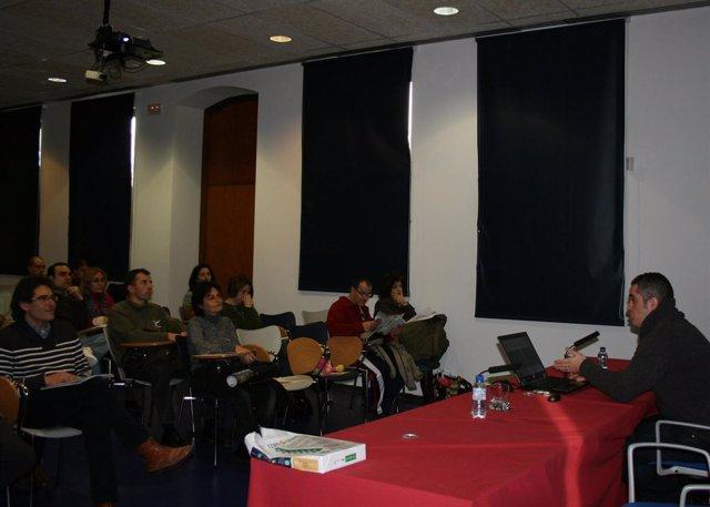 Conferencia investigador